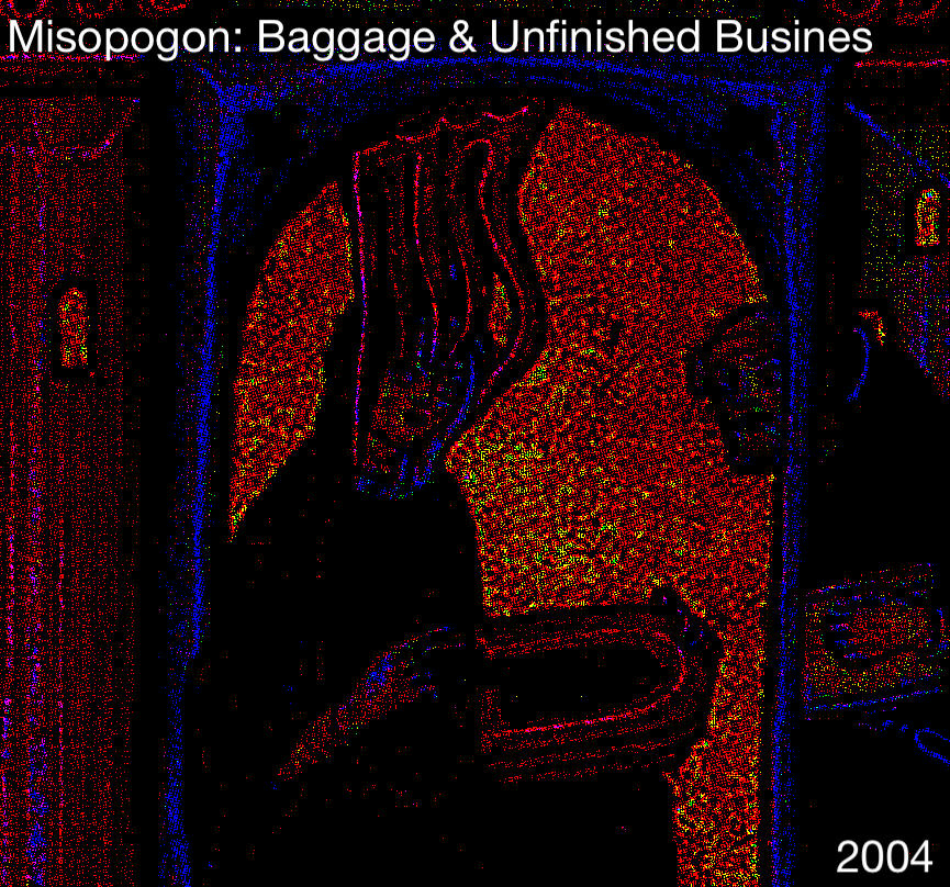 Album: Baggage & Unfinished Business